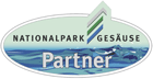 Nationalpark Gesaeuse Partner Logo